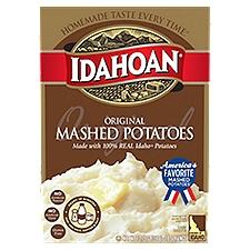 Idahoan Mashed Potatoes Original, 13.8 Ounce