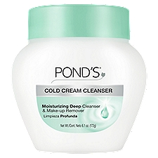 Pond's Cold Cream Cleanser, 6.1 Ounce