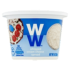 Weight Watchers Cream Cheese - Whipped, 8 Ounce
