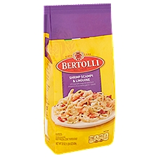 Bertolli Shrimp Scampi & Linguine, 22 Ounce