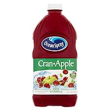 Ocean Spray Cran-Apple Juice Drink, 64 Ounce