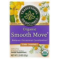 Traditional Medicinals Smooth Move, 1 Each