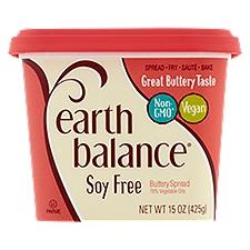 Earth Balance Soy Free Buttery Spread, 15 Ounce