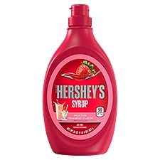 Hershey's Strawberry Syrup, 22 Ounce