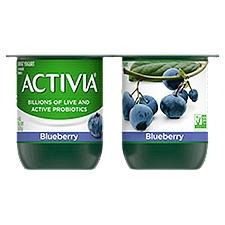 Activia Yogurt - Lowfat Blueberry, 16 Ounce