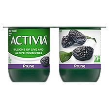 Activia Yogurt - Lowfat Prune, 16 Ounce