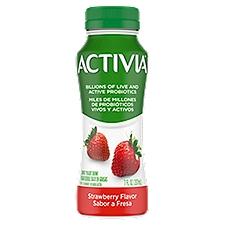Dannon Activia Drink Strawberry, 207 Millilitre