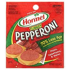 Hormel Turkey Pepperoni, 5 Ounce