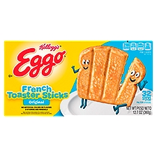 Kellogg's Eggo French Toaster Sticks - Original, 12.7 Ounce