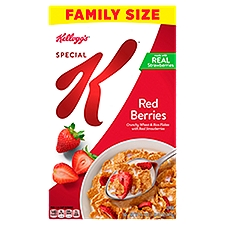 Red Berries Cereal, 16.9 Ounce
