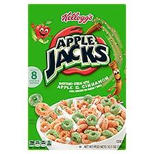 Apple Jacks Cereal, Original, 10.1 Ounce