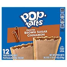 Kellogg's Pop-Tarts Kellogg's Pop-Tarts Frosted Brown Sugar Cinnamon 2, 20.3 Ounce