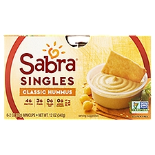 Sabra Classic Hummus, 12 Ounce