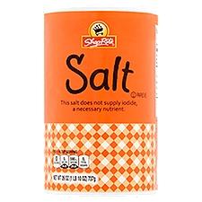 ShopRite Salt, 26 Ounce