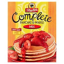 ShopRite Pancake & Waffle Mix - Complete, 32 Ounce