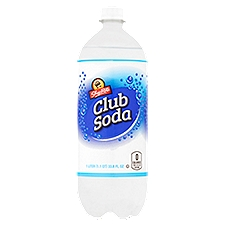 ShopRite Sparkling Club Soda, 33.8 Fluid ounce