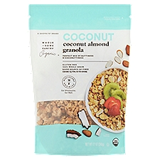 Wholesome Pantry Organic Coconut Almond Granola, 12 Ounce