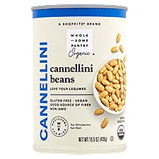 Wholesome Pantry Organic Cannellini Beans, 15.5 Ounce
