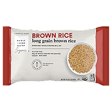 Wholesome Pantry Organic Long Grain Brown Rice, 32 Ounce
