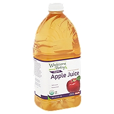From Concentrate. Contains 100% Juice. Pasteurized. Per 8 fl oz Serving: 120 calories; 0 g fat (0% DV); 30 mg sodium (1% DV); 30 g sugars. Specially packed for ShopRite. Wholesome Pantry Organic by ShopRite.
