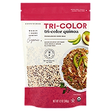Wholesome Pantry Tricolor Quinoa, 12 Ounce