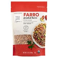 Wholesome Pantry Organic Farro, 12 Ounce