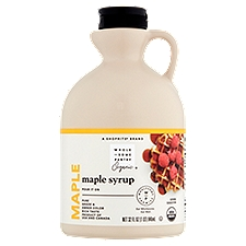 Wholesome Pantry Organic Maple Syrup, 32 Fluid ounce