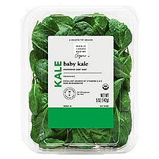 Wholesome Pantry Organic Baby Kale, 5 Ounce