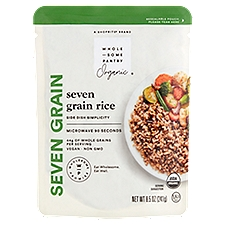 Wholesome Pantry Organic Seven Grain Rice, 8.5 Ounce