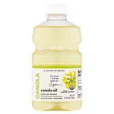 Wholesome Pantry Canola Oil, 24 Fluid ounce