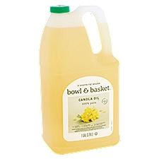 Bowl & Basket Canola Oil 100% Pure, 1 Gallon