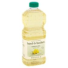 Bowl & Basket Canola Oil 100% Pure, 48 Fluid ounce