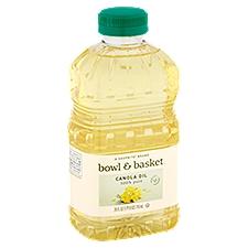 Bowl & Basket Canola Oil 100% Pure, 24 Fluid ounce