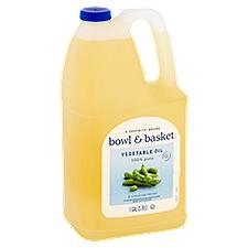 Bowl & Basket Vegetable Oil 100% Pure, 1 Gallon