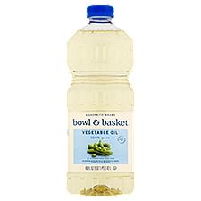 Bowl & Basket Vegetable Oil 100% Pure, 48 Fluid ounce