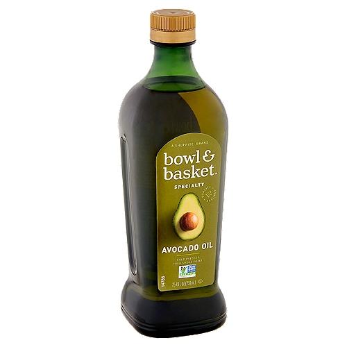 Bowl & Basket Specialty Avocado Oil, 25.4 fl oz