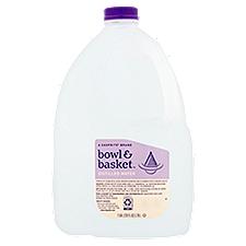 Bowl & Basket Distilled Water, 1 Gallon