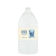 Bowl & Basket Spring Water, 1 Gallon