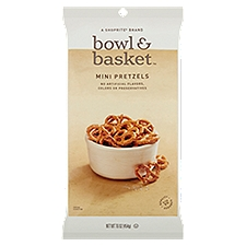 Bowl & Basket Pretzels Mini, 16 Ounce