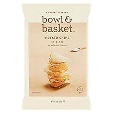 Bowl & Basket Potato Chips Original, 18 Ounce