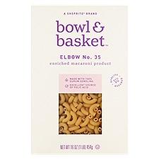 Bowl & Basket Pasta Elbow No. 35, 16 Ounce