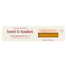 Bowl & Basket Pasta Thin Spaghetti No. 9, 16 Ounce