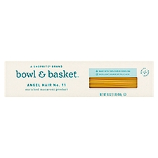 Bowl & Basket Pasta Angel Hair No. 11, 16 Ounce