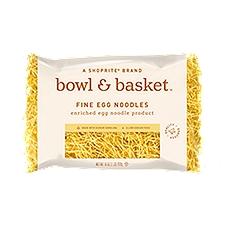 Bowl & Basket Egg Noodles Fine, 16 Ounce
