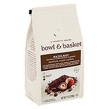 Bowl & Basket Coffee Hazelnut Medium Roast, 12 Ounce