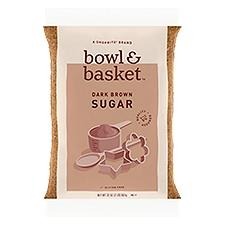 Bowl & Basket Sugar Dark Brown, 32 Ounce