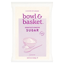 Bowl & Basket Sugar Confectioners, 32 Ounce