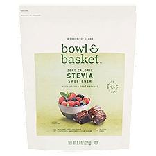 Bowl & Basket Sweetener Zero Calorie Stevia, 9.7 Ounce