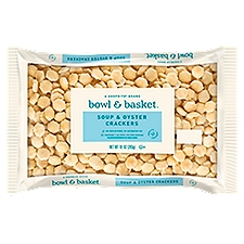 Bowl & Basket Crackers Soup & Oyster, 10 Ounce