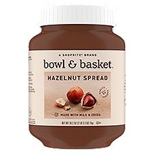 Bowl & Basket Spread Hazelnut, 35.2 Ounce